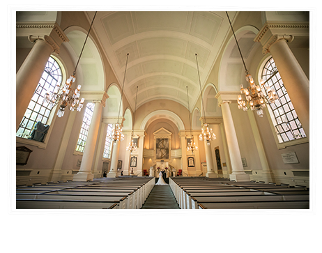 The Unitarian church