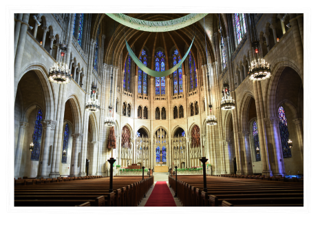 RIVERSIDE NAVE church